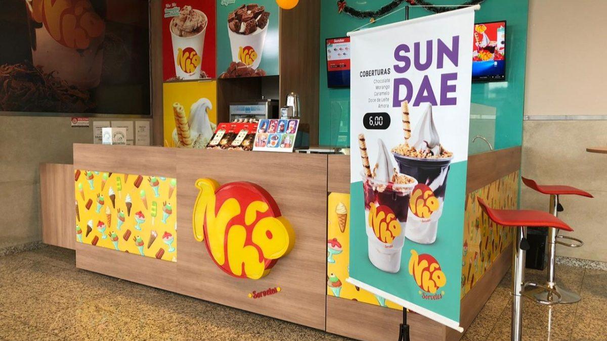 Nhô Sorvetes abre vagas de empregos para loja a ser inaugurada no Partage Shopping Parauapebas