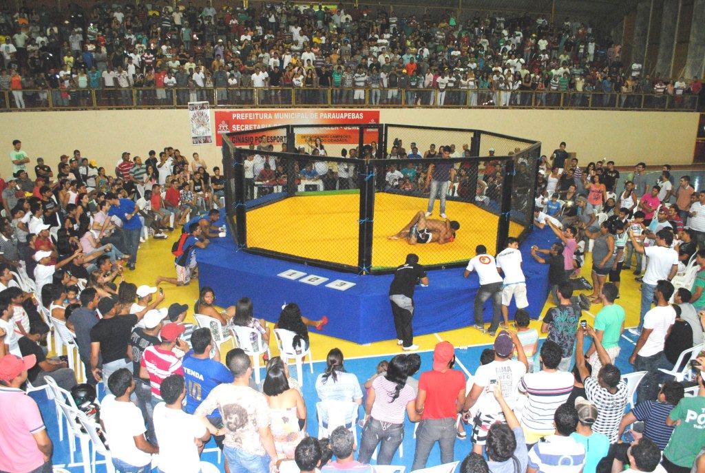 ABCF Fighting será realizado neste domingo (30) em Parauapebas