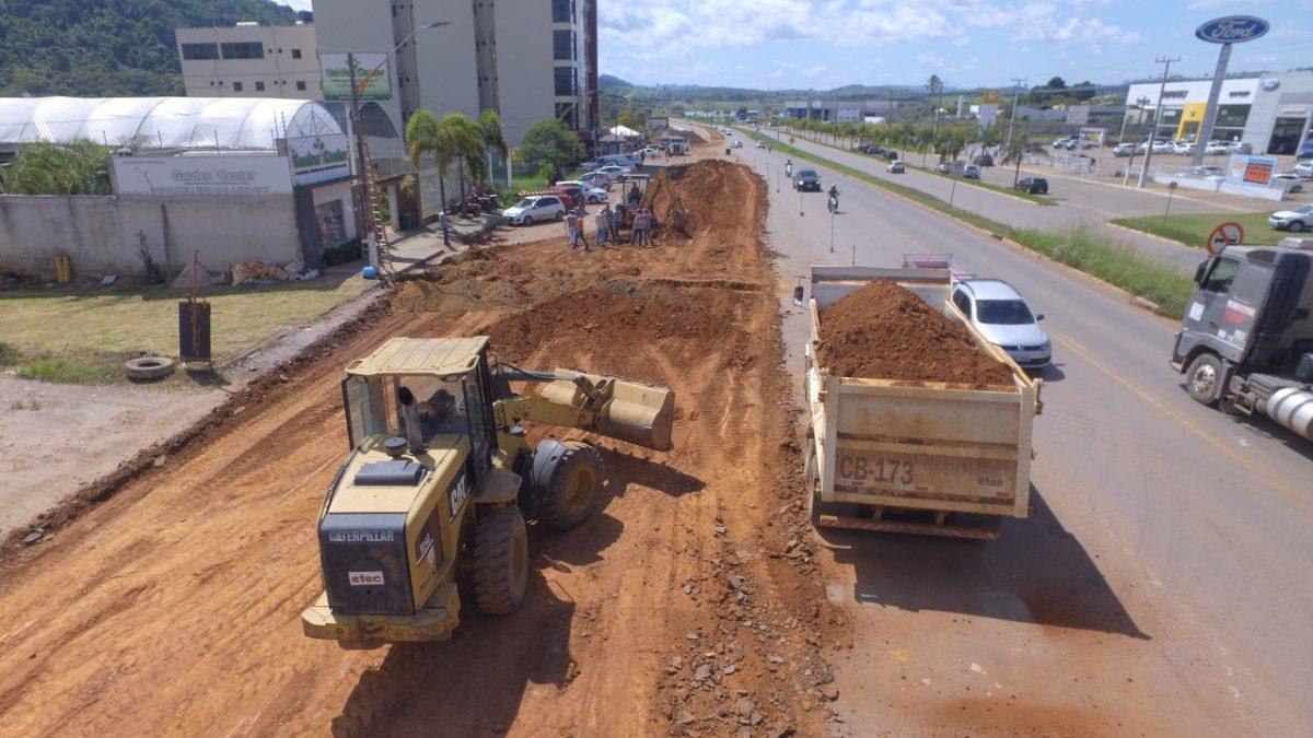 Trânsito na entrada de Parauapebas será alterado. Confira
