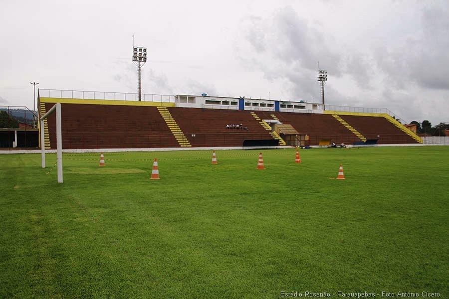 Parauapebas Futebol Clube treina forte para não ser engolido pelo 'Papão da Curuzu' dentro de casa