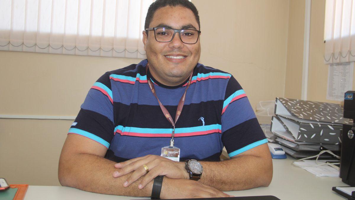 Denis Assunção é nomeado Secretário de Segurança Institucional de Parauapebas