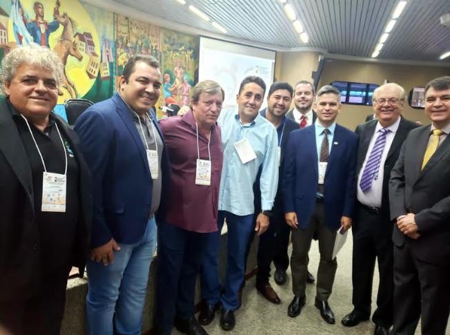 Prefeito de Curionópolis participa do III Encontro Nacional dos Municípios Mineradores