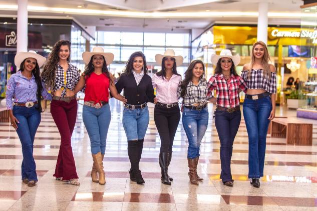 Concurso Rainha e Princesa FAP 2019: Candidata Aeny Borges