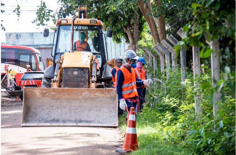 Prefeitura inicia maior obra de saneamento e macrodrenagem de Parauapebas