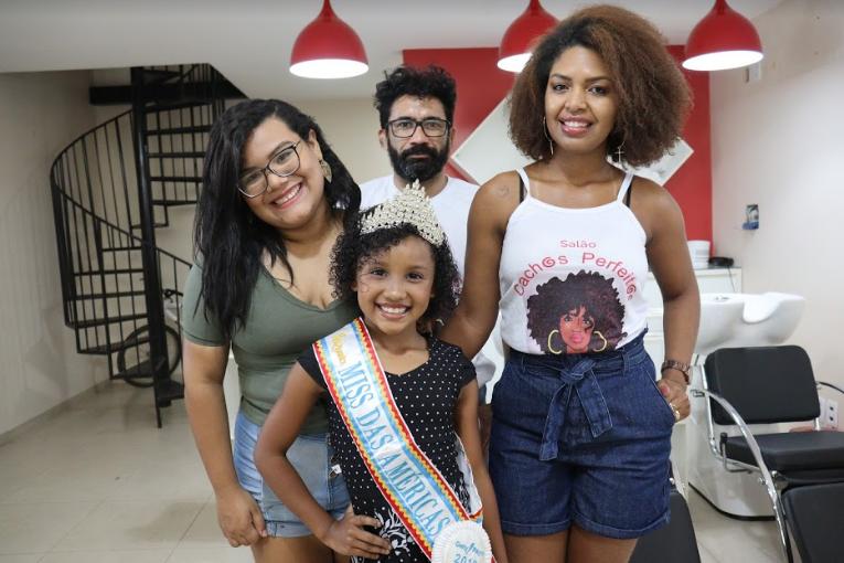 Miss mirim de Parauapebas, Anna Beatriz, conta com ajuda para participar de concurso Nacional