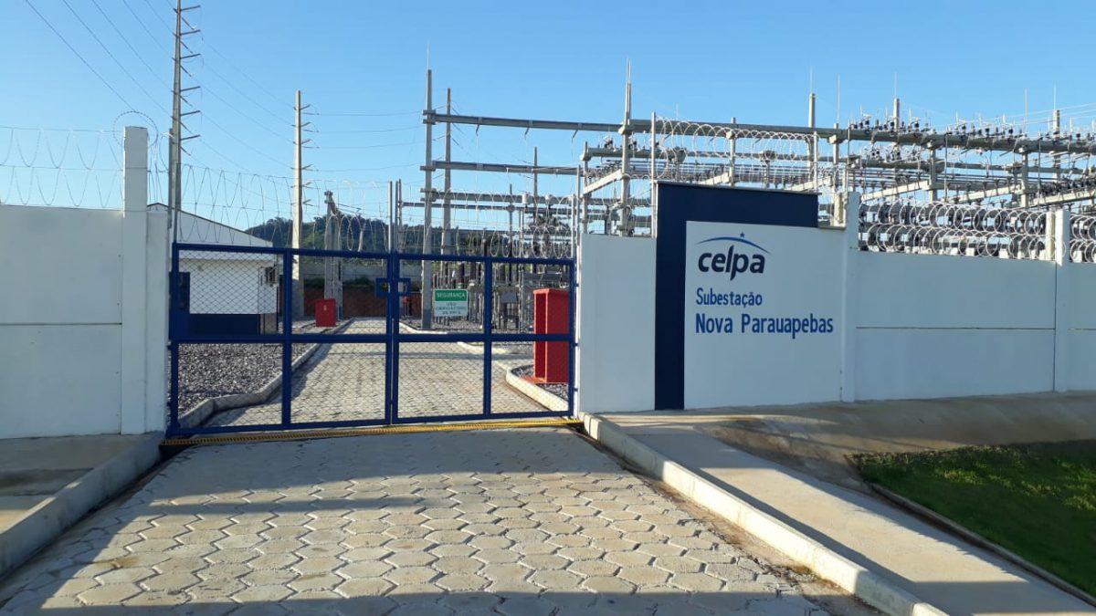 Celpa inaugura terceira subestação de energia em Parauapebas