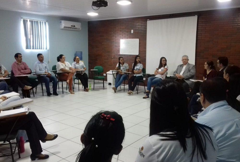 Hospitais no sudeste do Pará recebem visita da Pastoral da Saúde