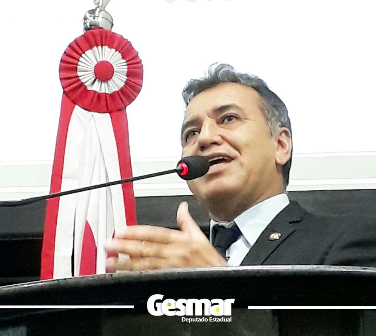 Gesmar Costa lamenta fake News nas redes sociais