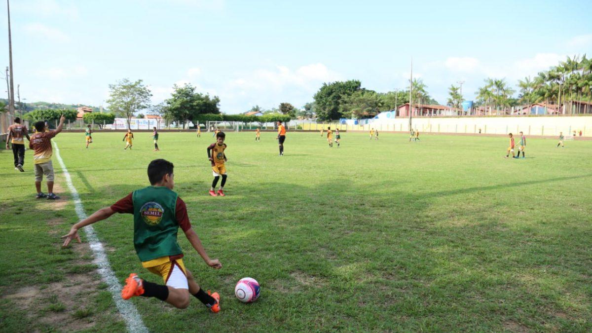 Parauapebas: Atletas do futebol de base e da zona rural encerram campeonatos municipais