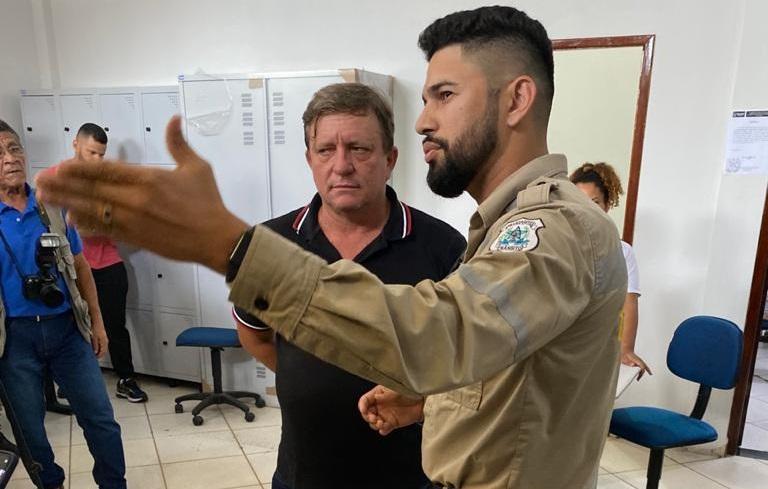DMTT de Parauapebas tem novo diretor