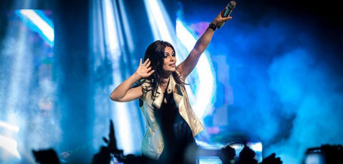 Show de Aline Barros será realizado na praça de eventos em Parauapebas