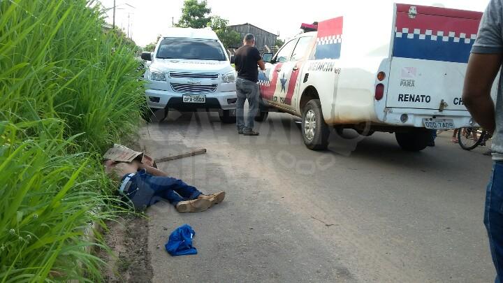 Homem é morto a pauladas no bairro Vila Rica em Parauapebas