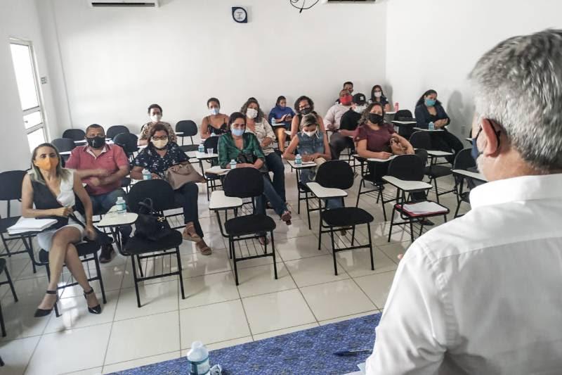 Representantes de nove municípios do sudeste participam de reunião sobre o Forma Pará