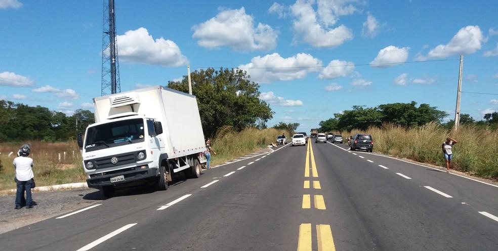 Médico que trabalhava em Parauapebas morre em acidente na BR-316