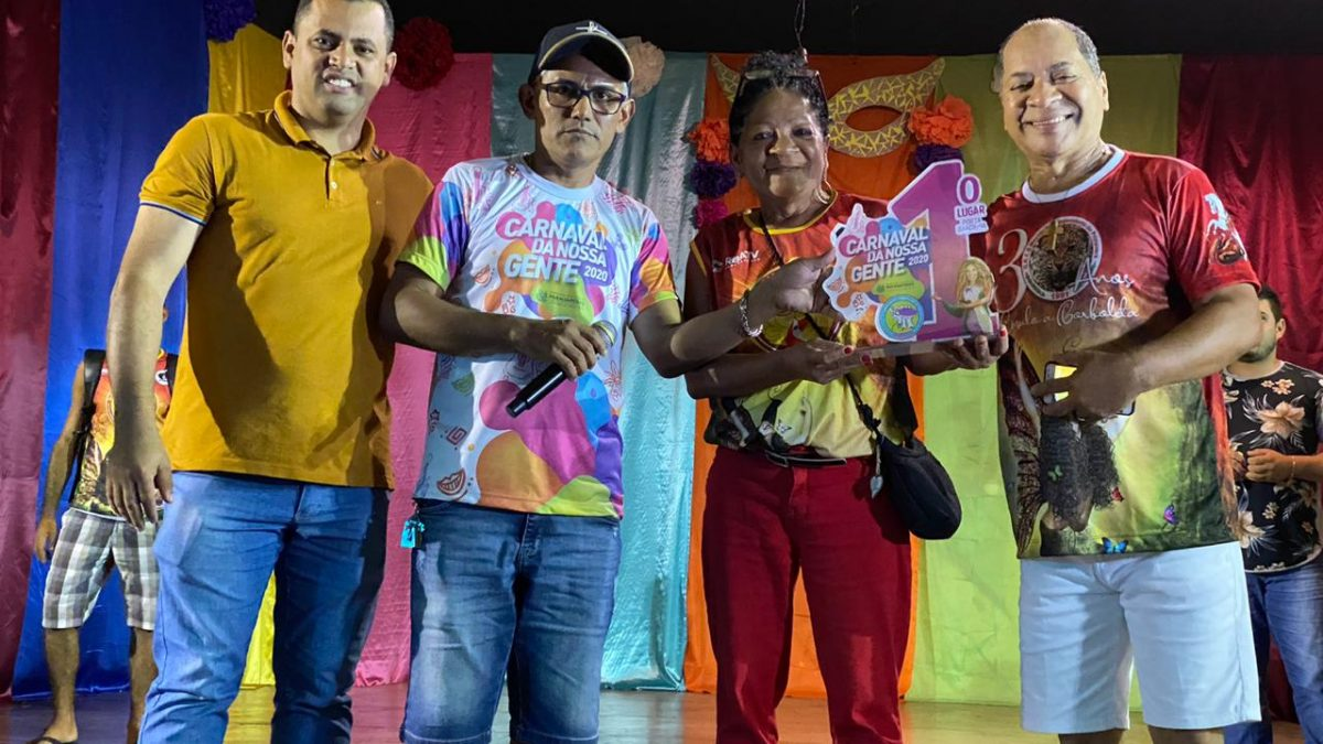 Escola de Samba do Primavera é campeã do carnaval de Parauapebas 2020