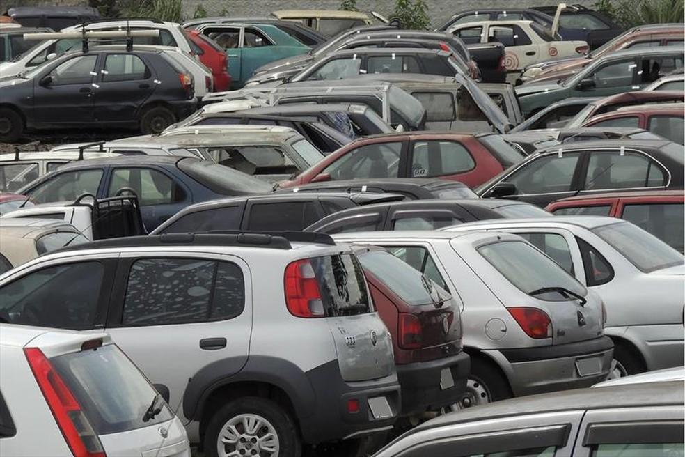 Detran leiloa mais de 400 veículos em Marabá, Belém e Parauapebas