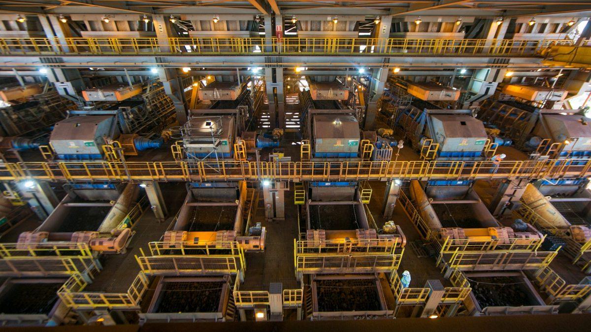 85% da produção de ferro da Vale no Pará é feita sem uso de água