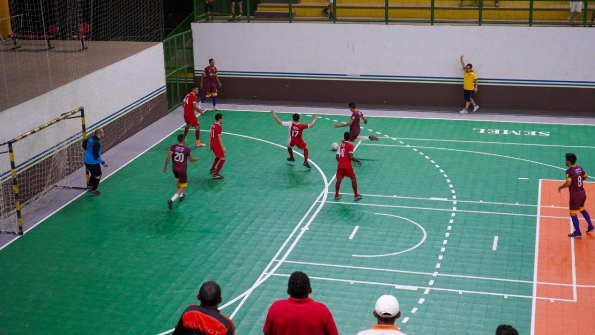 Palafitas Esporte Clube é campeão da I Taça da Juventude de Parauapebas