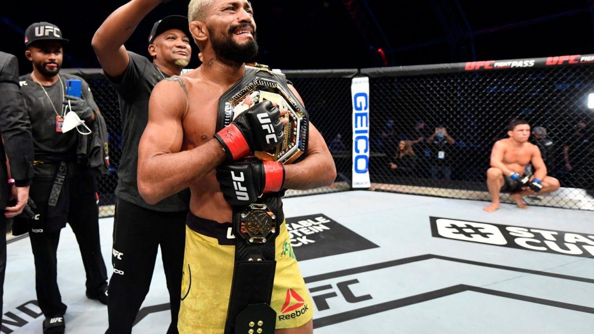 Deiveson Figueiredo tem mudança de adversário pelo cinturão do UFC