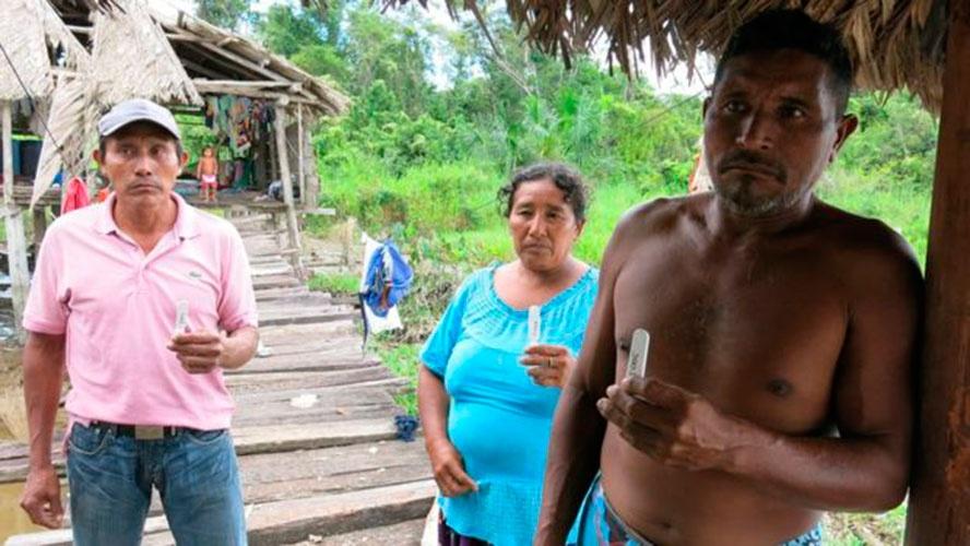 Índios que chegaram no Pará são de etnia dizimada pela AIDS na Venezuela