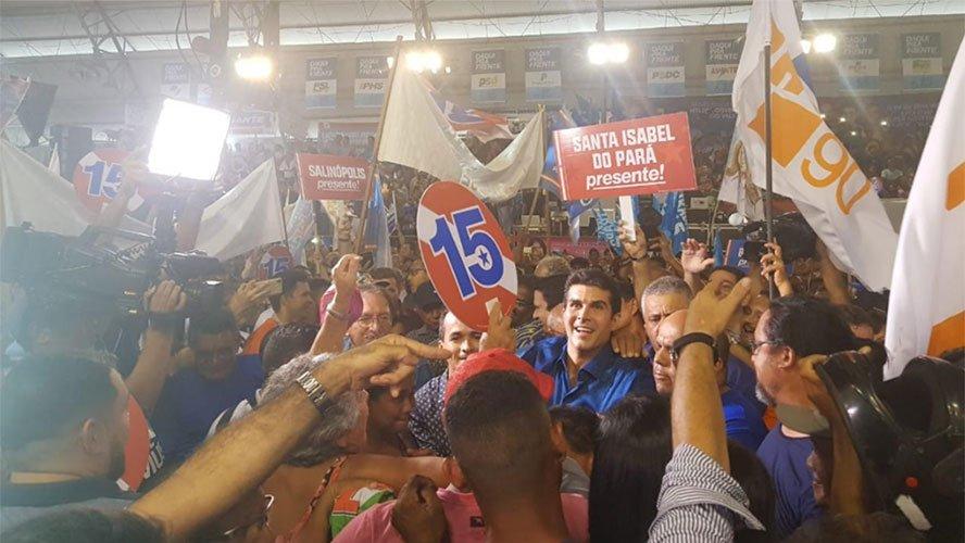 Parauapebense é apresentada como candidata em convenção realizada em Belém