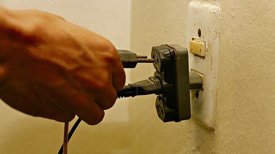 Taxa extra na conta de energia elétrica deve durar até novembro