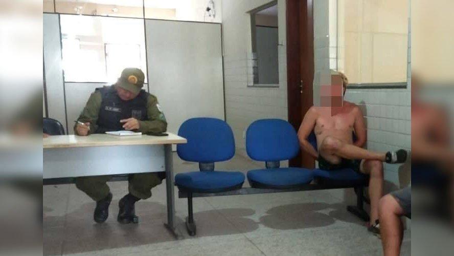 Homem é detido por não pagar conta de mais de R$ 200 em motel