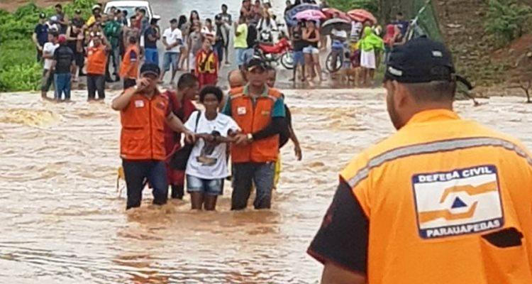 Defesa Civil e a Brigada de Emergência de Parauapebas receberão os treinamentos de Gerenciamento de Abrigos Temporários