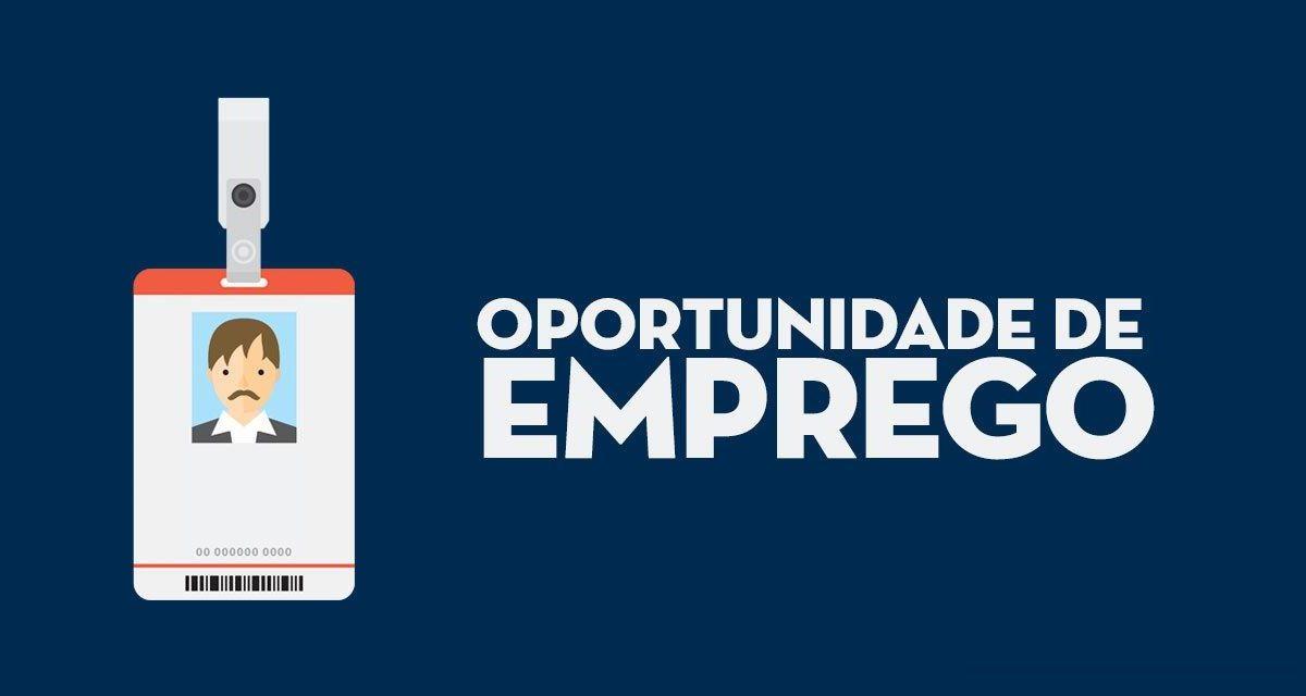 36 vagas de empregos disponíveis no Sine Parauapebas nesta quinta-feira (5)