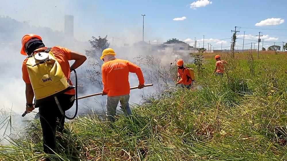 Parauapebas decreta Brigada de Emergência para atuação em queimadas