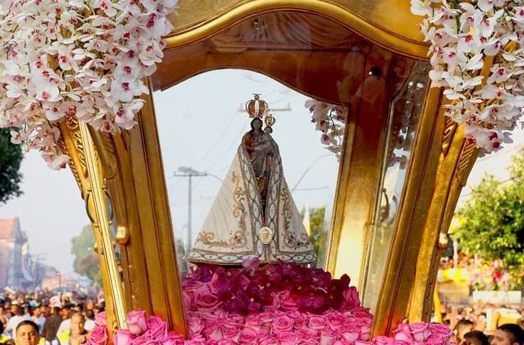 Servidores da Semsi irão receber visita da imagem da Nossa Senhora de Nazaré