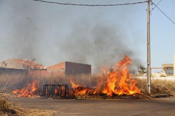 População de Parauapebas começa a sofrer com o período de queimadas