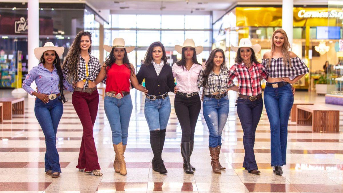 Concurso Rainha e Princesa FAP 2019: Candidata Luana Gabriela