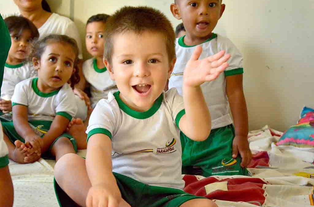 Professores das creches municipais se preparam para receber os alunos de Parauapebas