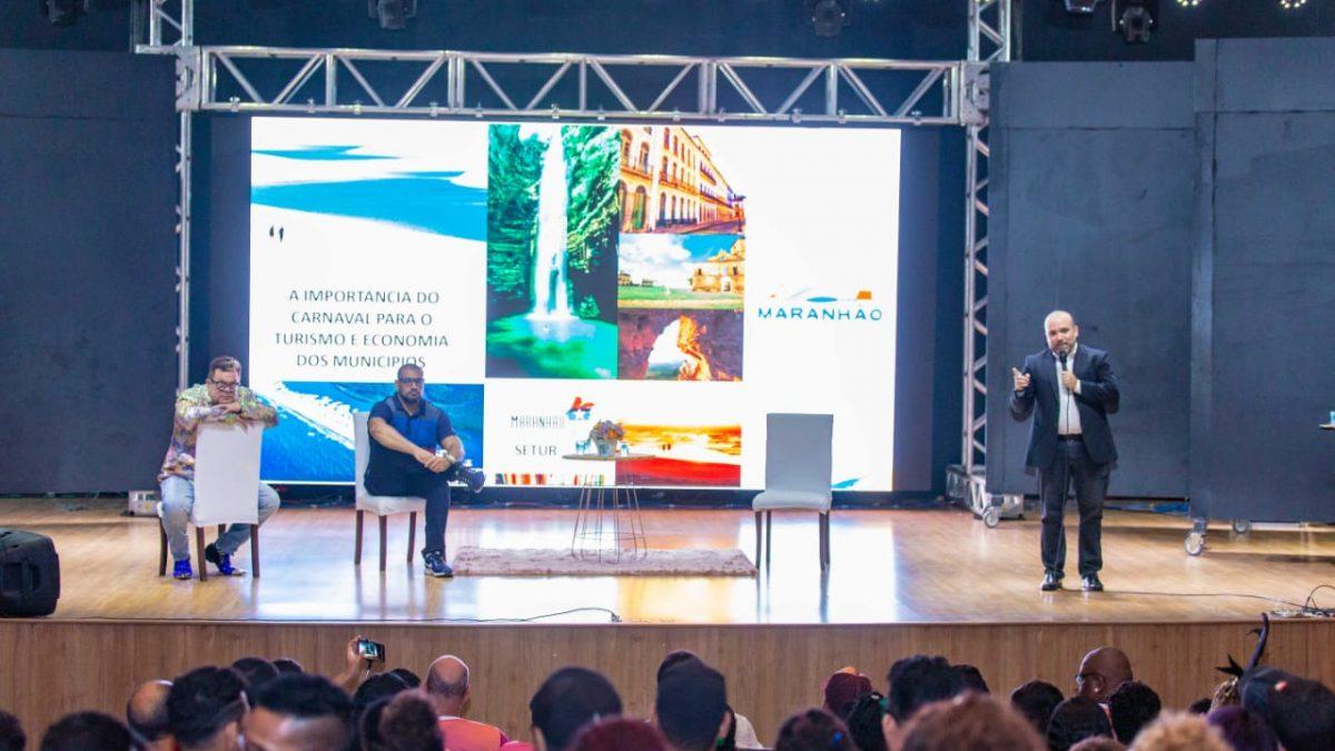 Importância do Carnaval rende bom papo em 1º seminário sobre o tema em Parauapebas