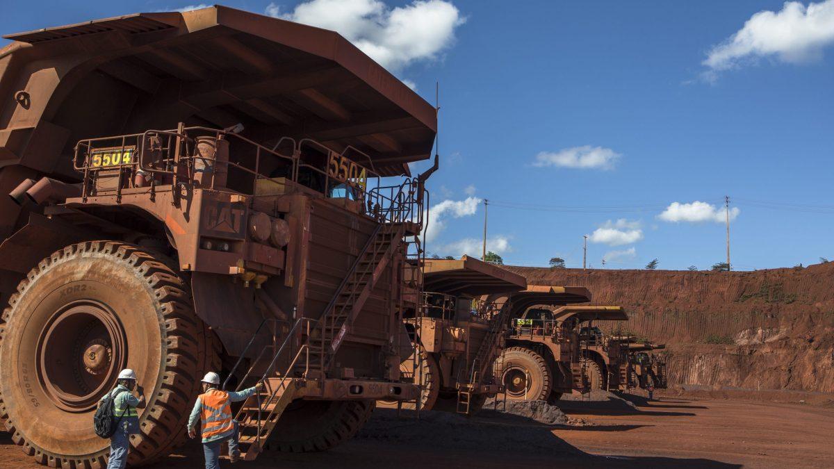 Vale promove nova seleção de trainees para operação de mina em Parauapebas