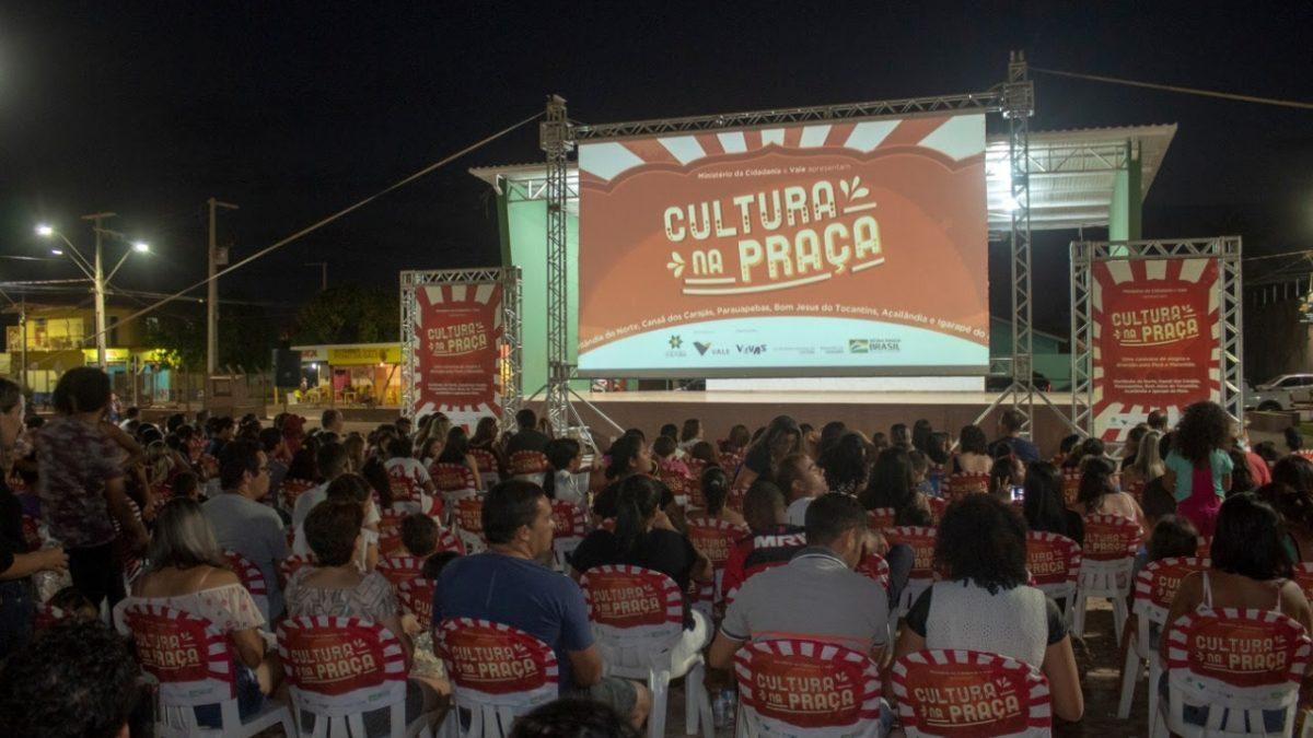 Parauapebas recebe festival de cinema itinerante e terá cinema de graça em praça pública