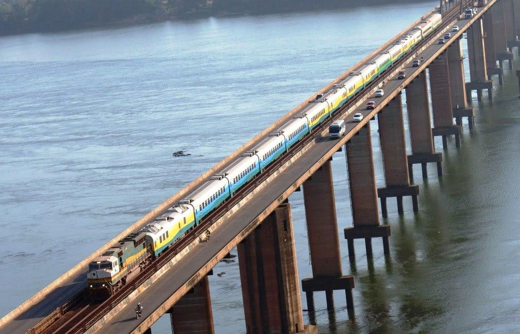Trem de Passageiros da Estrada de Ferro Carajás volta a circular no dia 17