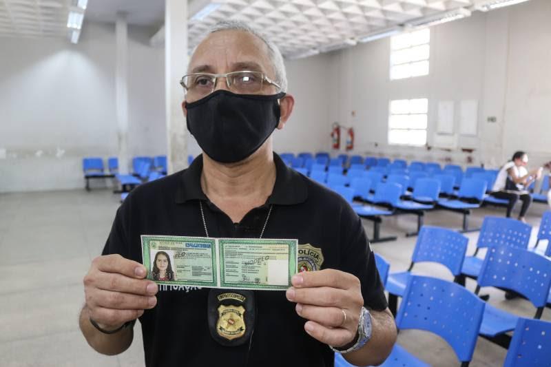 Pará já emite novo modelo de carteira de identidade