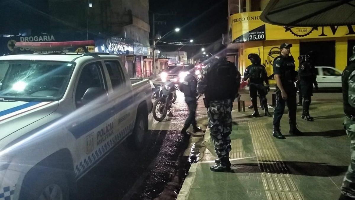 Governador determina fechamento de bares e restaurantes em Parauapebas