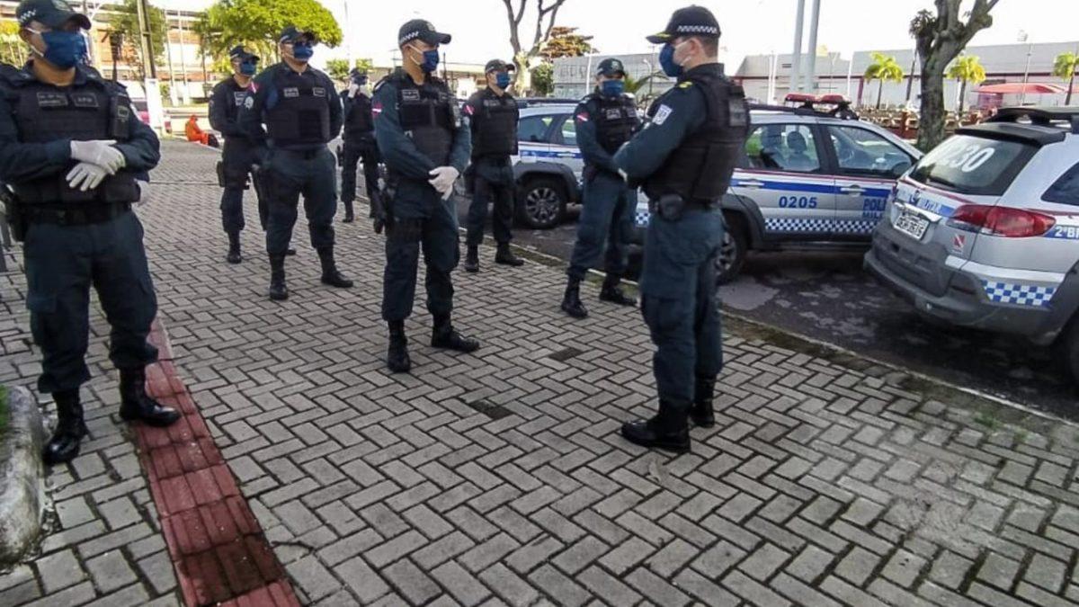 Reforço da PM no policiamento garante tranquilidade no Baixo Tocantins