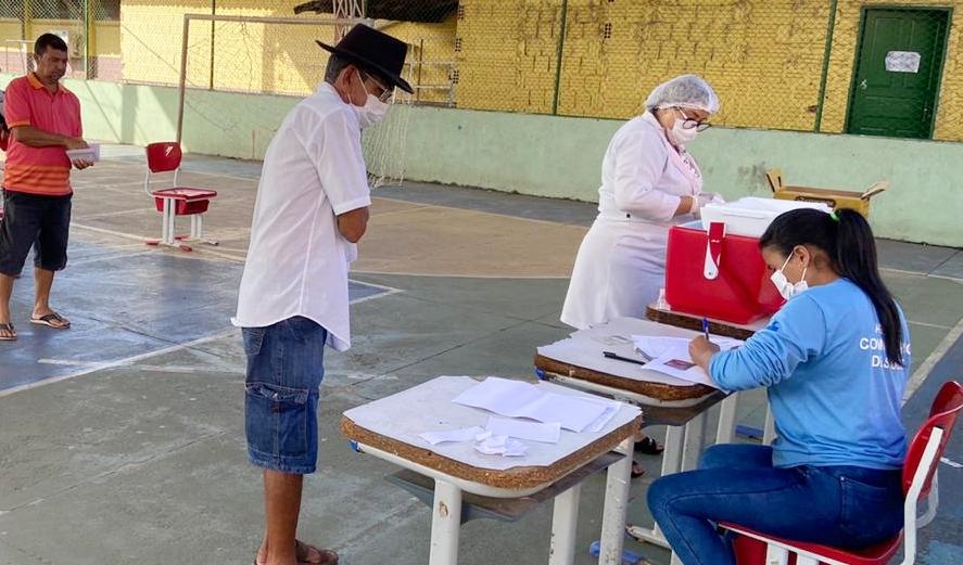 Prefeitura suspende campanha de vacinação contra a gripe em Parauapebas