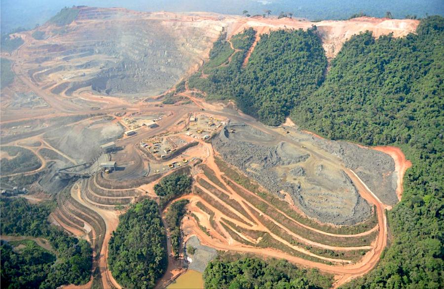 Vale aprova US$ 1,1 bilhão para expandir mina de cobre Salobo no Pará