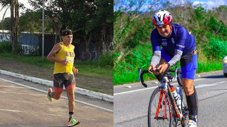 Triatleta paraense compete em Portugal em busca do Mundial