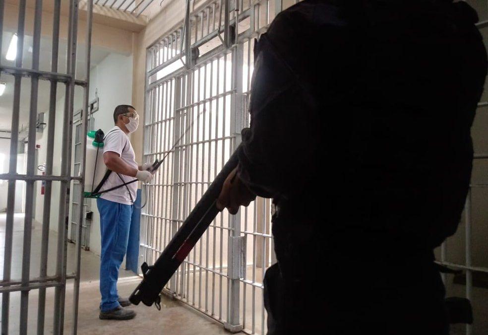 Governo elabora planejamento para retomada de visitas às unidades prisionais